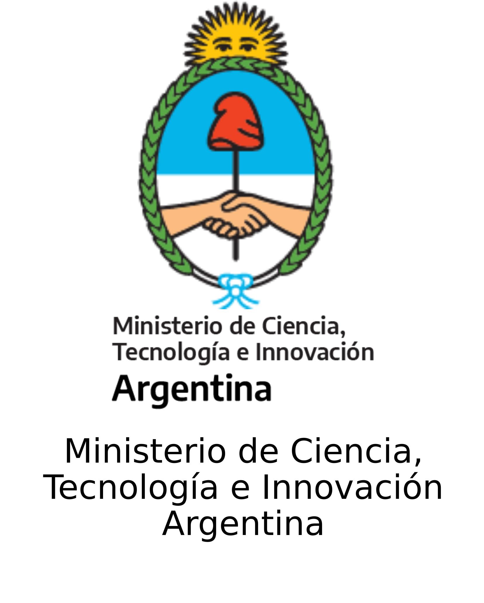 Ministerio de Ciencia, Tecnología e Innovación Argentina